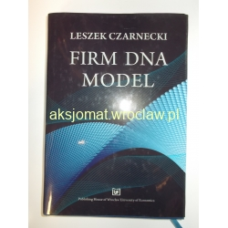 Firm model DNA Czarnecki